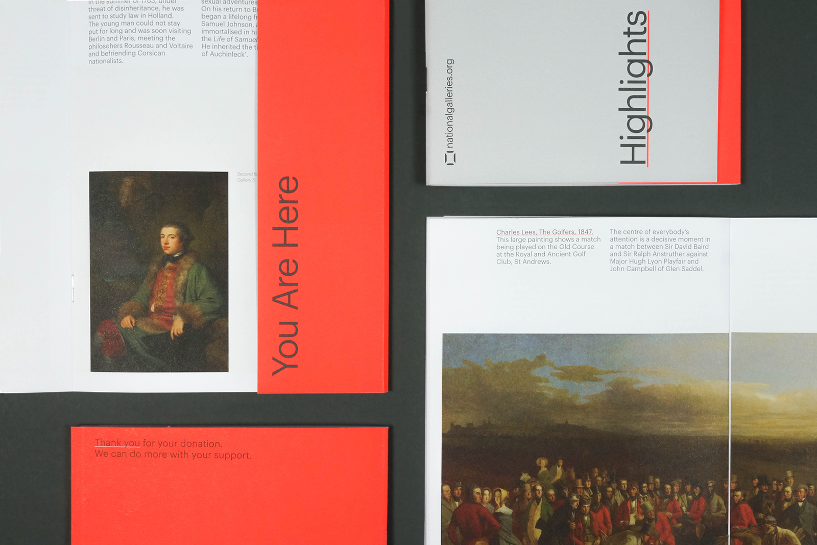 national galleries of scotland highlights guide o street
