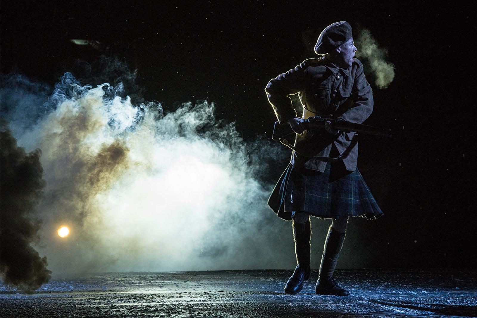 O Street Granite for National Theatre Scotland