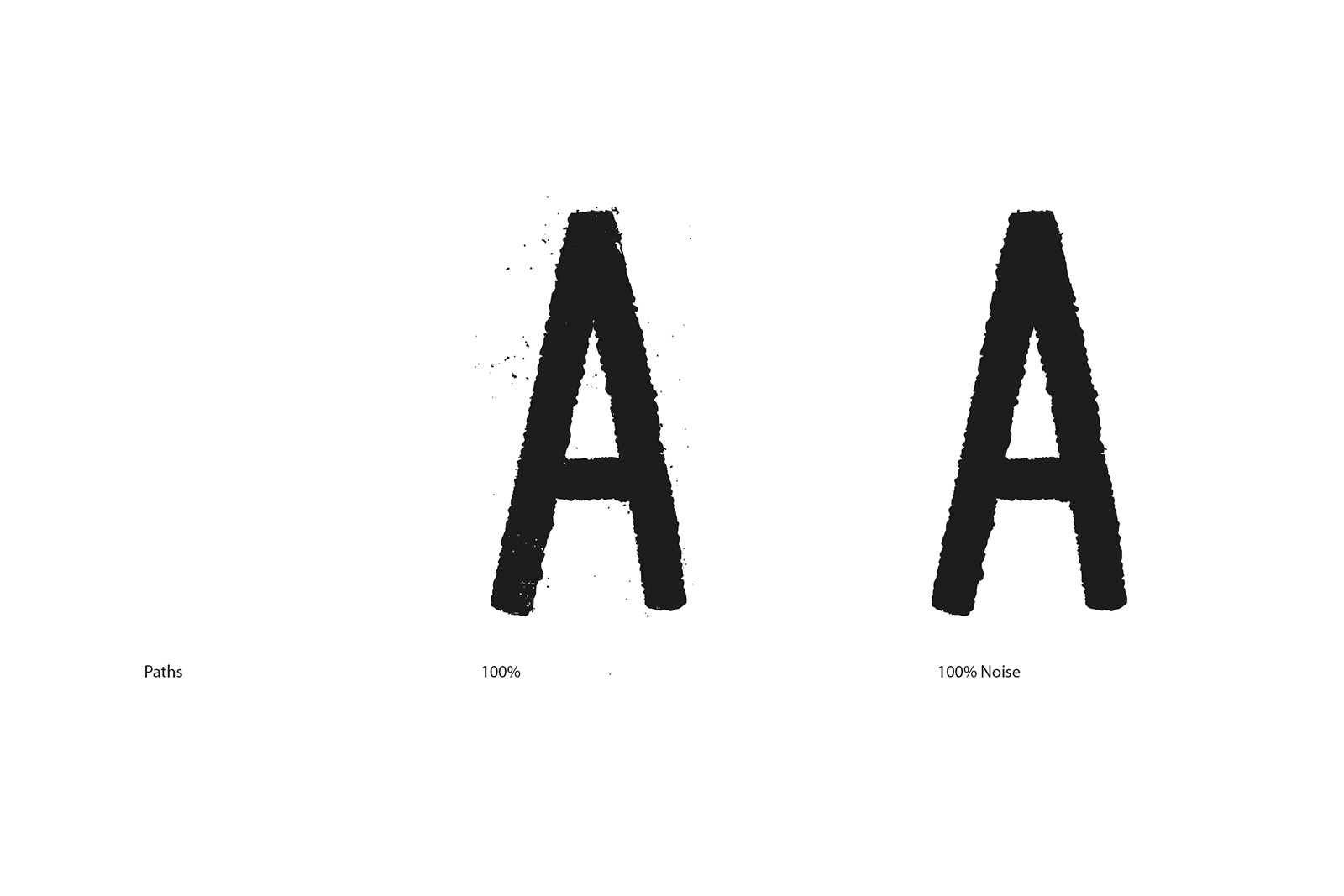 A font is born — on designing type