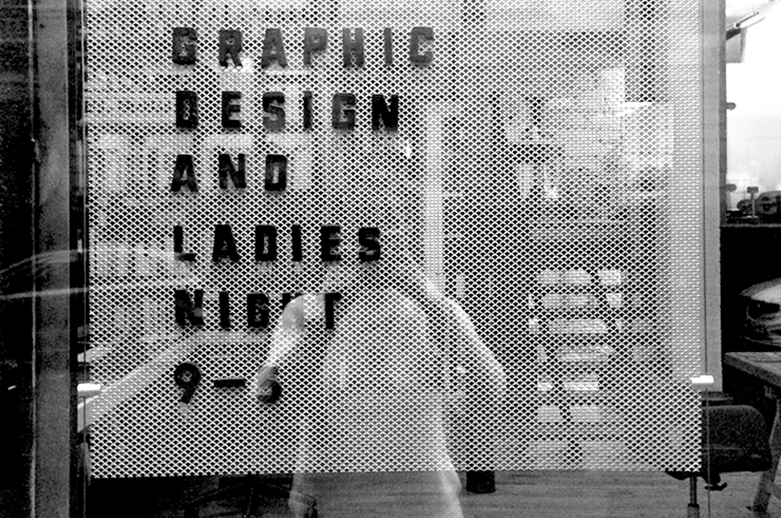 Ladies, Wine & Design / Here come the girls